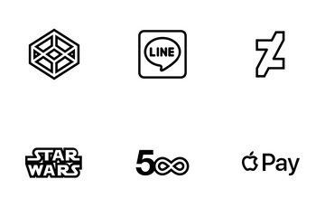 Logos Vol 6 Icon Pack