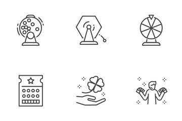 Lottery Icon Pack