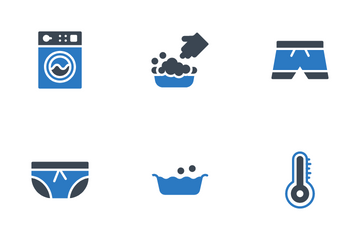 Loundry Icon Pack
