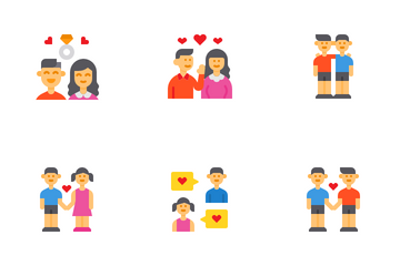 Love And Family Icon Pack