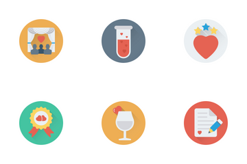 Love And Romance 1 Icon Pack