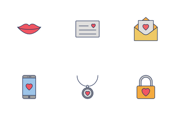 Love And Romance Vol 1 Icon Pack