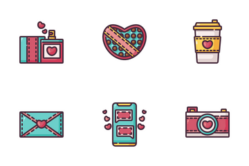 Love And Sweet Icon Pack