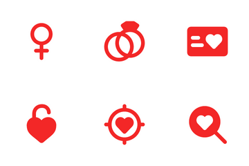 Love Asset Icon Pack