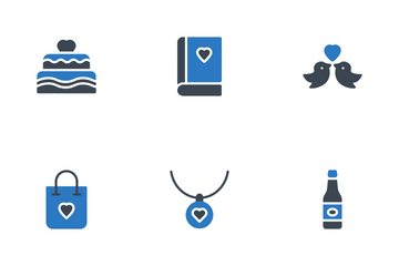 Love & Marriage Icon Pack