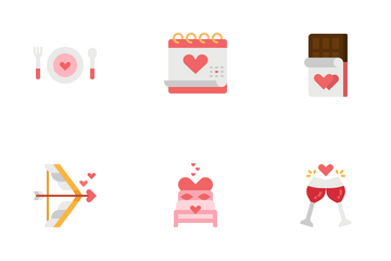 Love Moment Icon Pack