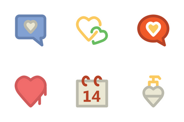 Love & Romance 2 Icon Pack