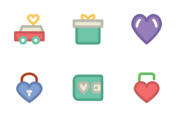 Love & Romance 3 Icon Pack