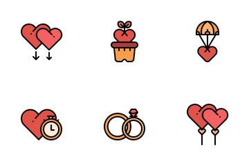 Love & Romance Icon Pack