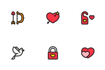 Love & Wedding Icon Pack