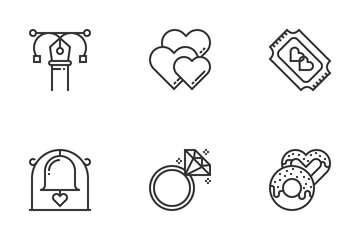 Lovely Element Icon Pack