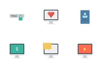 Macster Flat Icon Pack