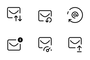 Mail Icon Pack