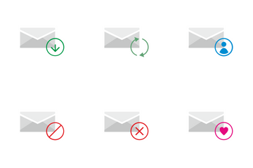 Mail Operations  Icon Pack