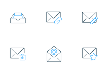 Mail UI Icon Pack