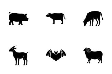 Mammal Icon Pack