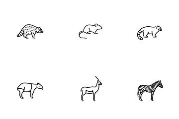 Mammal Vol 2 Icon Pack