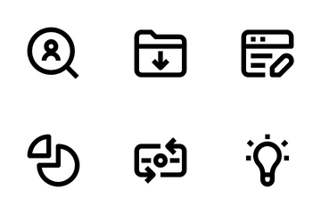 Management Icon Pack