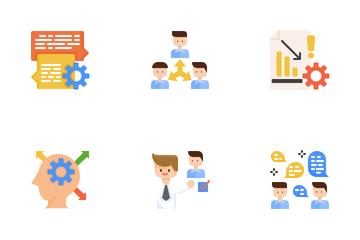 Management Skills Icon Pack