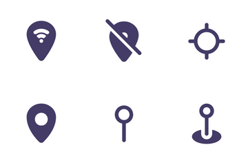 Map Icon Pack