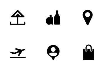 Map Marker Icon Pack