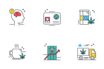 Marijuana Icon Pack