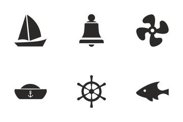 Marine  Icon Pack