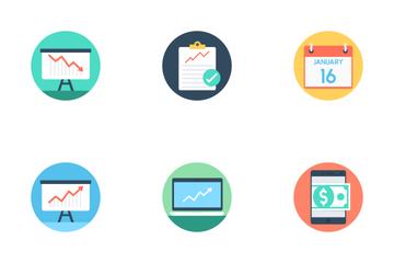 Market And Economics 1 Icon Pack