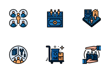 Market Economy Icon Pack