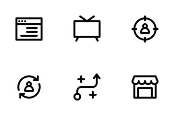 Marketing Icon Pack