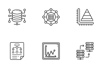 Marketing And Network Icon Pack