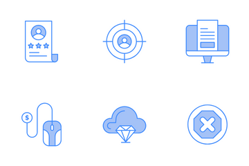 Marketing And S E O Icon Pack