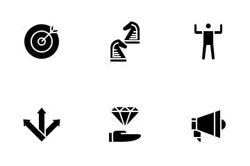 Marketing & Finance Icon Pack