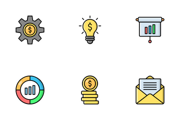 Marketing & Growth Icon Pack