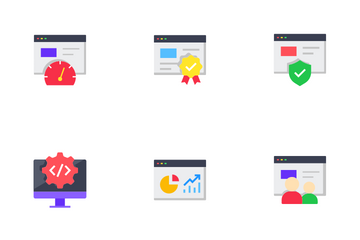 Marketing SEO Icon Pack