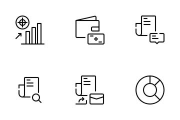 Marketing Set Icon Pack