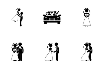 Marriage Icon Pack