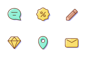 Marshmallow Icon Pack