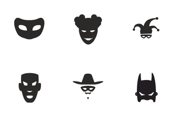 Mask  Icon Pack