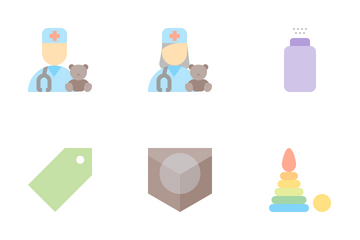 Maternity Vol 2 Icon Pack