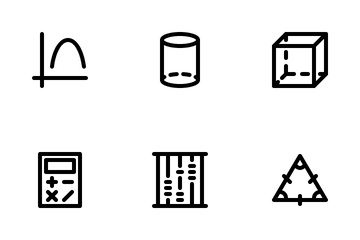 Math Icon Pack