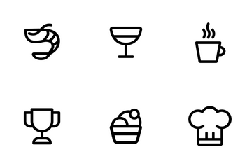 Meal Pack Icon Pack