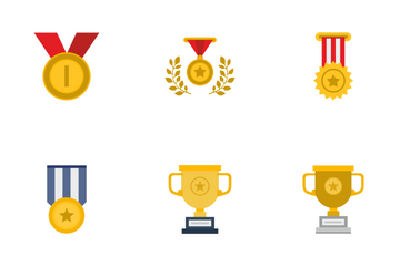 Medals  Icon Pack
