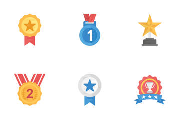 Medals And Rewards Icon Pack