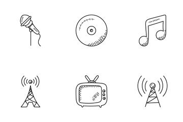 Media Icon Pack