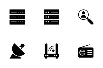 Media & Advertisement Icon Pack