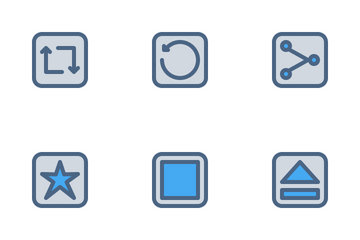 Media Player Icon Pack