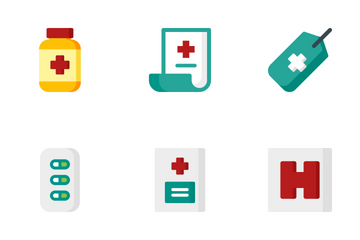 Medical 2 Icon Pack