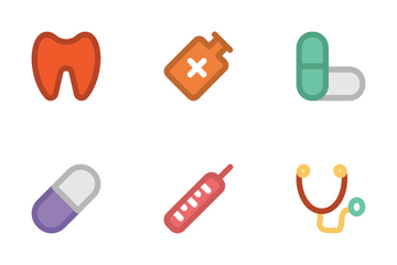 Medical 3 Icon Pack