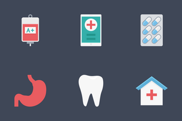Medical And Health Icon Pack